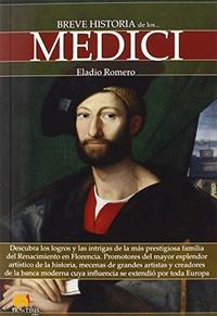 Libro BREVE HISTORIA DE LOS MEDICI