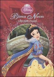 Libro BLANCA NIEVES Y LOS SIETE ENANOS  CLASICOS DISNEY