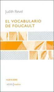 Libro EL VOCABULARIO DE FOUCAULT