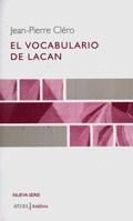 Libro EL VOCABULARIO DE LACAN