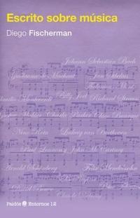 Libro ESCRITO SOBRE MUSICA