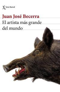 Libro EL ARTISTA MAS GRANDE DEL MUNDO