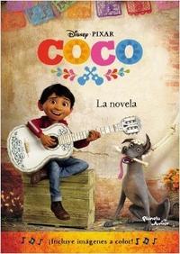 Libro COCO  LA NOVELA