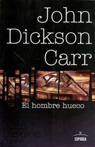 Libro EL HOMBRE HUECO