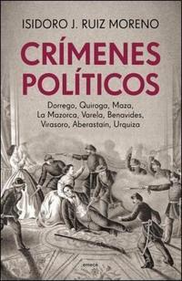 Libro CRIMENES POLITICOS