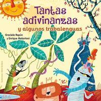 Libro TANTA ADIVINANZAS Y ALGUNOS TRABALENGUAS