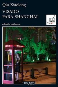 Libro VISADO PARA SHANGHAI