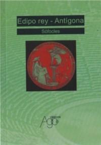 Libro EDIPO REY - ANTIGONA
