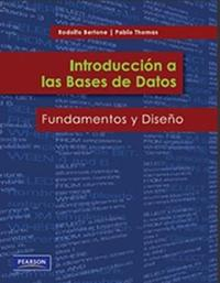 Libro INTRODUCCION A LAS BASES DE DATOS