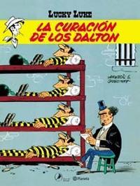 Libro 3. LA CURACION DE LOS DALTON  LUCKY LUKE