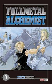 Libro 8. FULLMETAL ALCHEMIST