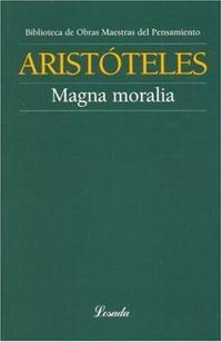 Libro MAGNA MORALIA