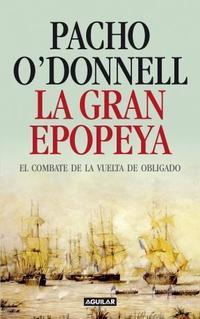Libro LA GRAN EPOPEYA