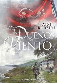 Libro LOS DUEÑOS DEL VIENTO
