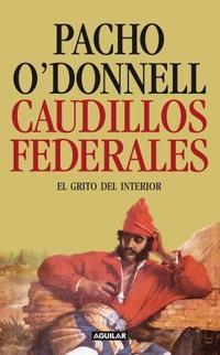 Libro CAUDILLOS FEDERALES