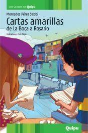 Libro CARTAS AMARILLAS