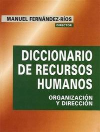 Libro DICCIONARIO DE RECURSOS HUMANOS