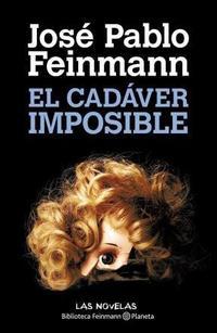 Libro EL CADAVER IMPOSIBLE