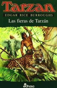 Libro LAS FIERAS DE TARZAN
