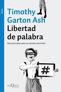 Libro LIBERTAD DE PALABRA