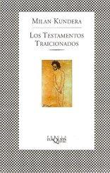 Libro LOS TESTAMENTOS TRAICIONADOS