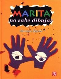 Libro MARITA NO SABE DIBUJAR