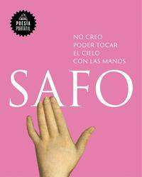 Libro NO CREO PODER TOCAR EL CIELO CON LAS MANOS