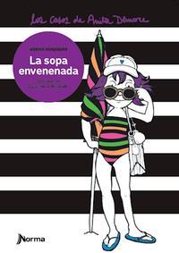 Libro ANITA DEMARE  LA SOPA ENVENENADA
