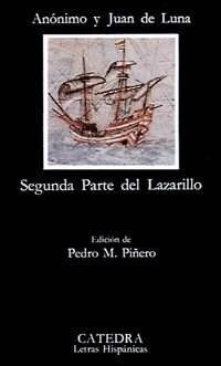 Libro SEGUNDA PARTE DEL LAZARILLO
