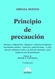 Libro PRINCIPIO DE PRECAUCION