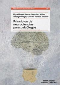 Libro PRINCIPIOS DE NEUROCIENCIAS PARA PSICOLOGOS