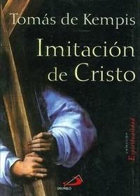 Libro IMITACION DE CRISTO
