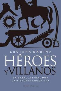 Libro HEROES Y VILLANOS