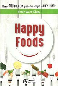 Libro HAPPY FOODS