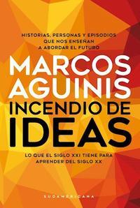Libro INCENDIO DE IDEAS