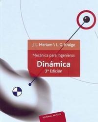 Libro DINAMICA  MECANICA PARA INGENIEROS