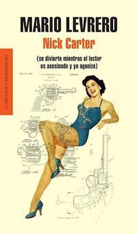 Libro NICK CARTER