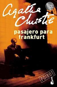 Libro PASAJERO PARA FRANKFURT