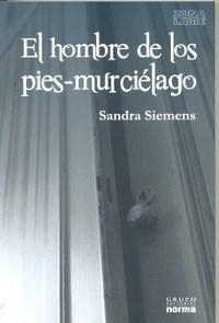Libro EL HOMBRE DE LOS PIES - MURCIELAGO