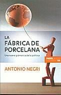 Libro FABRICA DE PORCELANA