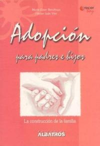 Libro ADOPCION PARA PADRES E HIJOS