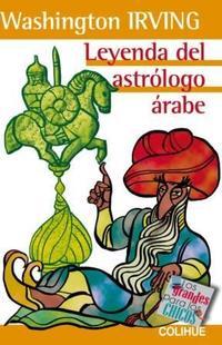 Libro LEYENDA DEL ASTROLOGO ARABE