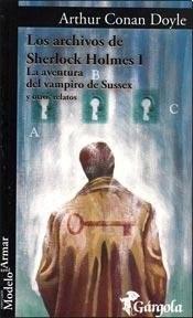 Libro 1. LOS ARCHIVOS DE SHERLOCK HOLMES