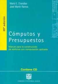 Libro COMPUTOS Y PRESUPUESTOS