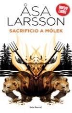 Libro SACRIFICIO A MOLEK