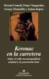 Libro KEROUAC EN LA CARRETERA