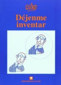 Libro DEJENME INVENTAR