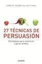 Libro 27 TECNICAS DE PERSUACION