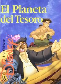 Libro EL PLANETA DEL TESORO