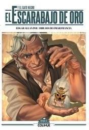 Libro EL ESCARABAJO DE ORO Y EL GATO NEGRO.